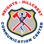 Heights Hillcrest Communication Center Logo